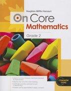 Houghton Mifflin Harcourt Math Common Core: Student Workbook Grade 2 - Houghton Mifflin Harcourt - Houghton Mifflin Harcourt (HMH)