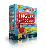 Inglés en 100 Días - Curso de Inglés - Audio Pack (Libro + 3 Cd's Audio) - Aguilar Aguilar - Aguilar