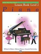 Alfreds Basic Piano Library Lesson Book, Bk 2 (libro en Inglés) - Willard A. Palmer - Alfred Publishing Co.(Uk)Ltd