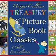 harpercollins treasury of picture book classics,a child´s first collection - valerie (int) lewis - harpercollins childrens books