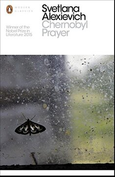portada Chernobyl Prayer. A Chronicle of the Future (Penguin Modern Classics) (libro en Inglés)
