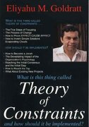 theory of constraints,and how it should be implemented - eliyahu m. goldratt - north river pr