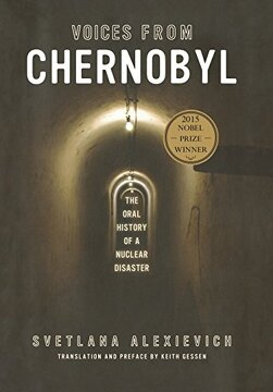 portada Voices From Chernobyl