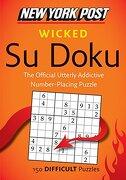 new york post wicked su doku,150 difficult puzzles - harpercollins publishers ltd. (cor) - harpercollins