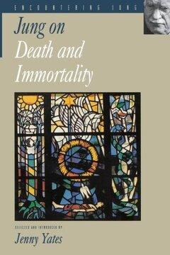 portada Jung on Death and Immortality (libro en Inglés)