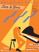 showtime jazz and blues,level 2a - nancy (crt) faber - hal leonard corp
