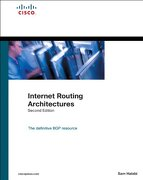 internet routing architectures - sam halabi - macmillan technical pub