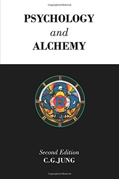 portada Psychology and Alchemy (Collected Works of C. G. Jung) (libro en Inglés)