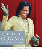 michelle obama,the first lady in photographs - deborah willis - w w norton & co inc
