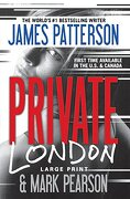 Private London - Patterson, James - Grand Central Publishing