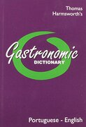 Gastronomic Dictionary: Portuguese - English