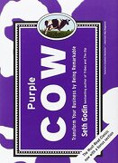 Purple Cow, new Edition: Transform Your Business by Being Remarkable (libro en Inglés) - Seth Godin - Portfolio
