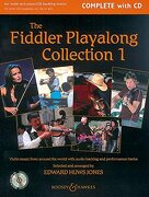 the fiddler playalong collection 1,violin/ easy violin - edward huws (com) jones - hal leonard corp