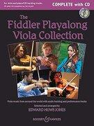 The Fiddler Play-along Viola Collection - Huws Jones, Edward (CRT)/ Hal Leonard Publishing Corporation - Hal Leonard Corp