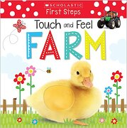 Touch and Feel Farm (Scholastic Early Learners) (libro en Inglés) - Scholastic; Scholastic Early Learners - Cartwheel Books