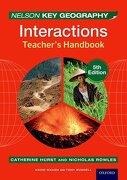 Nelson key Geography Interactions Teacher's Handbook (libro en inglés) - David Waugh; Tony Bushell; Nick Rowles; Catherine Hurst - Oup Oxford