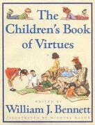 the children´s book of virtues - william j. (edt) bennett - simon & schuster