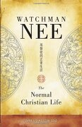 normal christian life - watchman nee - tyndale house pub