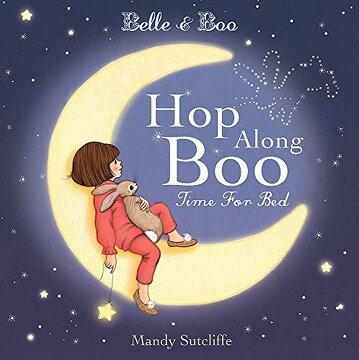 portada Hop Along Boo, Time for Bed (Belle & Boo)