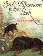 carl´s afternoon in the park - alexandra day - farrar straus & giroux