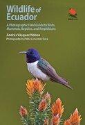 Wildlife of Ecuador: A Photographic Field Guide to Birds, Mammals, Reptiles, and Amphibians (Princeton University Press (WILDGuides))