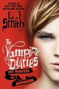 the hunters: the moonsong - l. j. smith - harper teen
