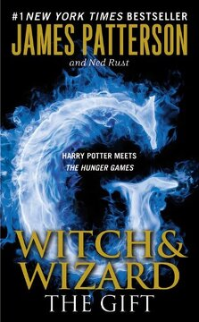 portada witch & wizard: the gift