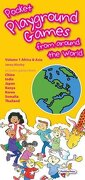 Pocket Playground Games from Around the World: 1 (Jenny Mosley's Pocket Books)