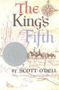 the king´s fifth - scott o´dell - houghton mifflin