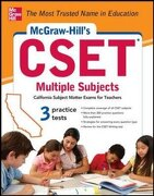 McGraw-Hill`s CSET Multiple Subjects - Johnson, Cynthia - McGraw-Hill