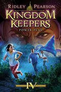 kingdom keepers iv - ridley pearson - disney pr