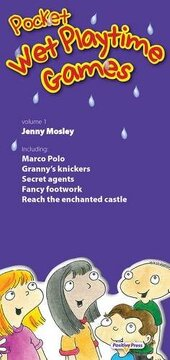 portada Pocket Wet Playtime Games: 1 (Jenny Mosley's Pocket Books)