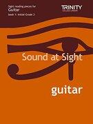 Sound at Sight Guitar Initialgrade 3 (Sound at Sight Sample Sightrea)