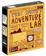 Keri Smith's Adventure Lab: A Boxed set of how to be an Explorer of the World, Finish This Book, and the Imaginary World of. (libro en Inglés) - Keri Smith - Perigee Books