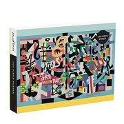 Galison Stuart Davis Puzzle (1000 Piece)