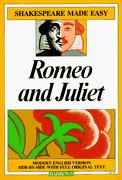 romeo and juliet - william shakespeare - barrons educational series inc