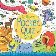 Pocket Quiz Book (Activity and Puzzle Books) (libro en inglés) - Simon Tudhope - Usborne Publishing