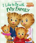 I Like to Be with My Family (Daniel Tiger's Neighborhood)
