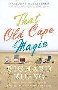 That old Cape Magic (libro en Inglés) - Richard Russo - Vintage Books