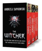 The Witcher Boxed Set: Blood of Elves, the Time of Contempt, Baptism of Fire (libro en Inglés) - Andrzej Sapkowski - Orbit