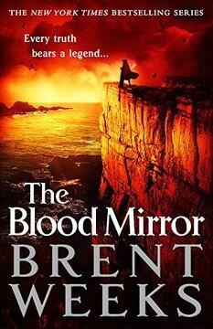 portada The Blood Mirror (Lightbringer)