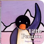 little penguin finger puppet book -  - chronicle books llc
