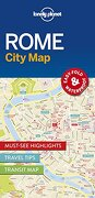 Lonely Planet Rome City Map (Travel Guide)