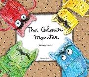 The Colour Monster (libro en inglés) - Anna Llenas - Templar Publishing