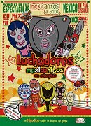 LUCHADORES MEXICANITOS CON ESTAMPITAS