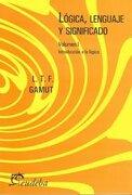 1. Logica Lenguaje y Significado - L.T.F. Gamut - Eudeba