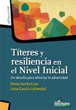 portada Titeres y Resiliencia en el Nivel Inicial