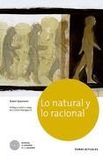 Lo Natural y lo Racional - Robert Spaemann - Jet Libros