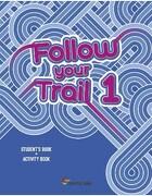 Follow Your Trail 1 Students Books + Activity Book Santillana - Book - Santillana *Of