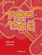 Follow Your Trail 2 Student's Book + Activity Book Santillana - Book - Santillana *Of